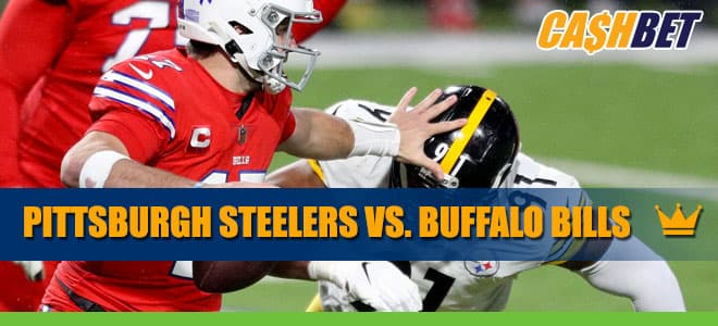 Pittsburgh Steelers vs. Buffalo Bills Betting Information, Odds and Picks