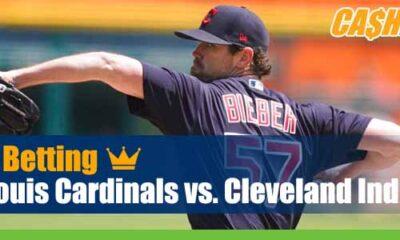 St. Louis Cardinals vs. Cleveland Indians
