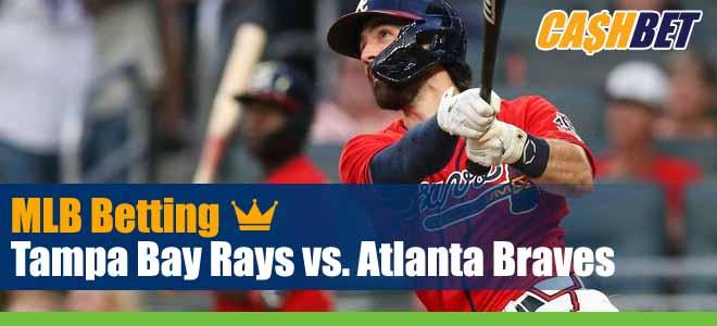 Tampa Bay Rays vs. Atlanta Braves