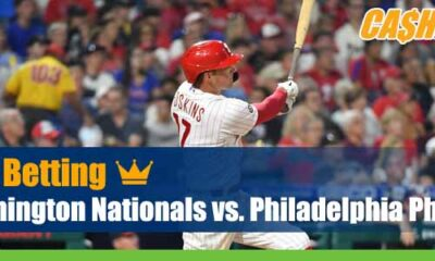 Washington Nationals vs. Philadelphia Phillies
