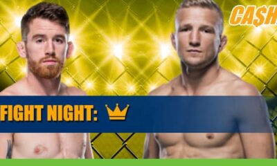 UFC Fight Night Betting Information