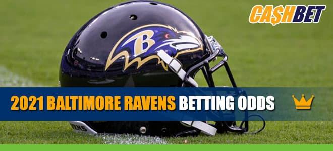 Baltimore Ravens 2021 NFL Betting Season Odds