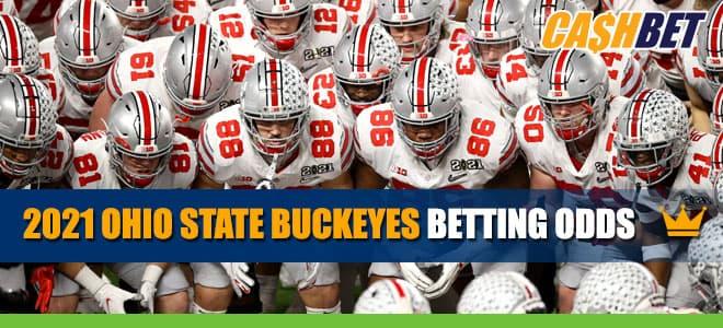 2021 Ohio State Buckeyes Betting Odds
