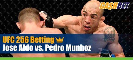 Jose Aldo vs. Pedro Munhoz