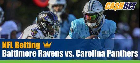 Baltimore Ravens vs. Carolina Panthers