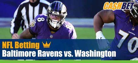 Baltimore Ravens vs. Washington