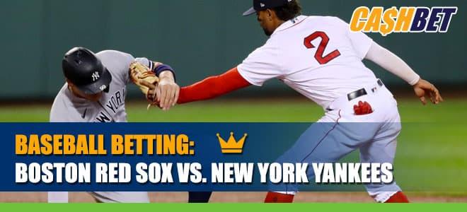 Boston Red Sox vs. New York Yankees Betting Information