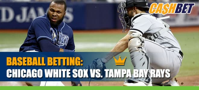 Chicago White Sox vs. Tampa Bay Rays Betting Information
