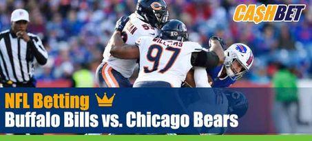 Buffalo Bills vs. Chicago Bears