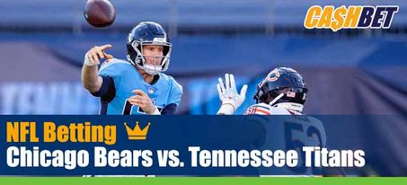 Chicago Bears vs. Tennessee Titans