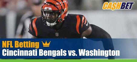 Cincinnati Bengals vs Washington