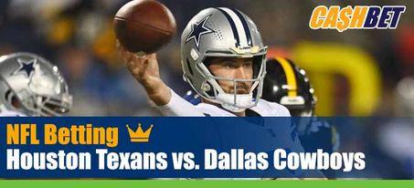Houston Texans vs. Dallas Cowboys