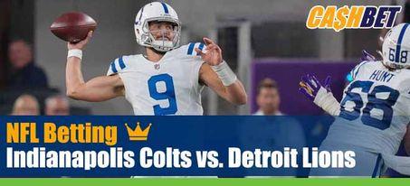 Indianapolis Colts vs. Detroit Lions