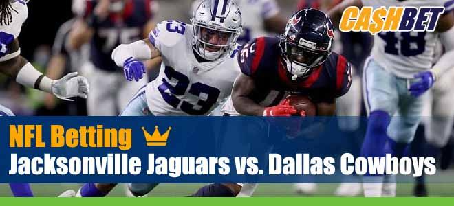 Jacksonville Jaguars vs. Dallas Cowboys
