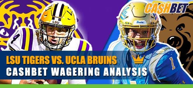 LSU Tigers vs. UCLA Bruins College Football Betting Information