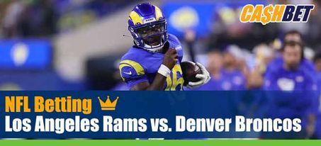 Los Angeles Rams vs. Denver Broncos