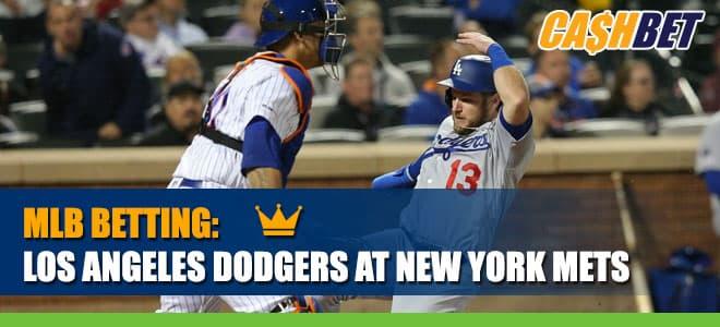 Los Angeles Dodgers vs. New York Mets Betting Information