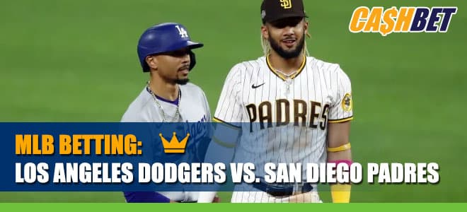 Los Angeles Dodgers vs. San Diego Padres Betting Information