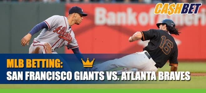 San Francisco Giants vs. Atlanta Braves Betting Information & Odds