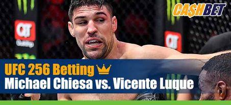 Michael Chiesa vs. Vicente Luque