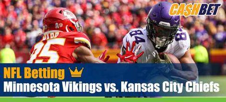Minnesota Vikings vs. Kansas City Chiefs