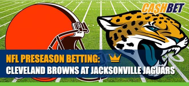 Cleveland Browns vs. Jacksonville Jaguars Betting Information
