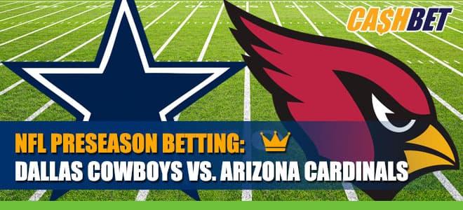 Dallas Cowboys vs. Arizona Cardinals Betting