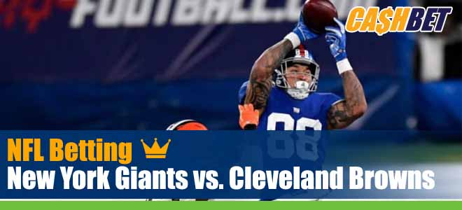 New York Giants vs. Cleveland Browns
