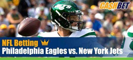 Philadelphia Eagles vs. New York Jets