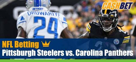 Pittsburgh Steelers vs. Carolina Panthers