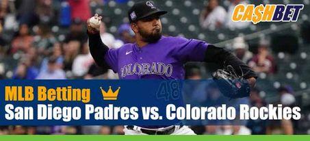 San Diego Padres vs. Colorado Rockies