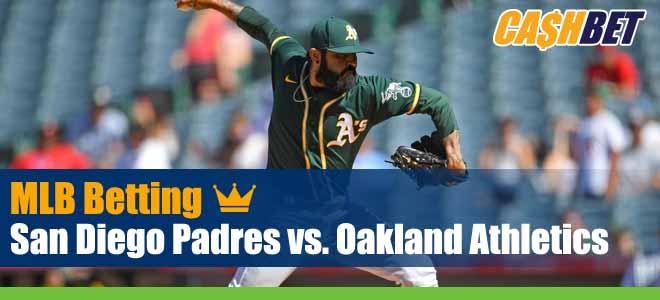 San Diego Padres vs. Oakland Athletics