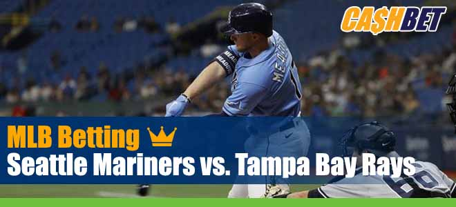 Seattle Mariners vs. Tampa Bay Rays