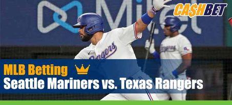 Seattle Mariners vs. Texas Rangers