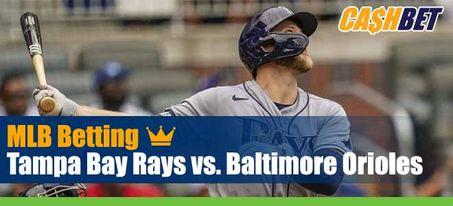 Tampa Bay Rays vs. Baltimore Orioles