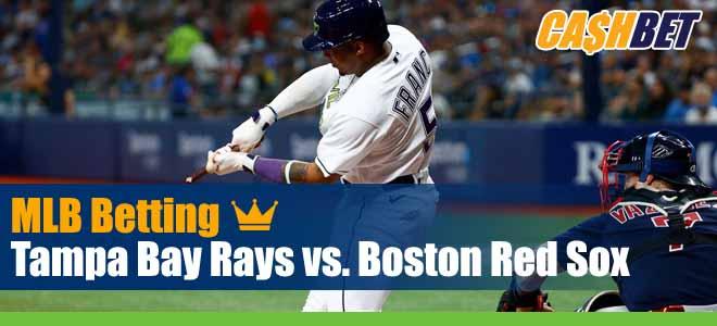 Tampa Bay Rays vs. Boston Red Sox