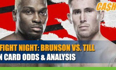 UFC Fight Night: Brunson vs. Till Main Card Betting Information