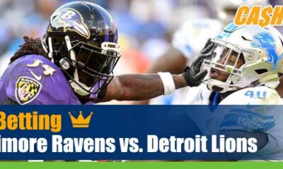 Baltimore Ravens and Detroit Lions