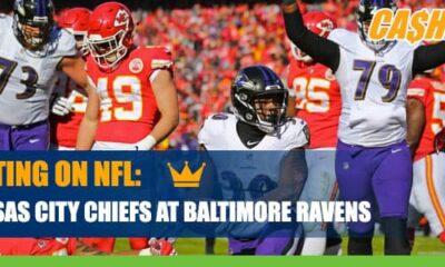 Kansas City Chiefs at Baltimore Ravens CashBet Wagering Analysis