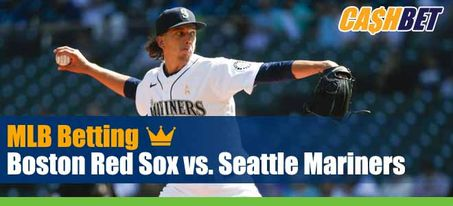 Boston Red Sox vs. Seattle Mariners
