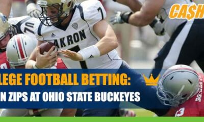 Akron Zips vs. Ohio State Buckeyes NCAA Football Betting Info, Odds and Picks