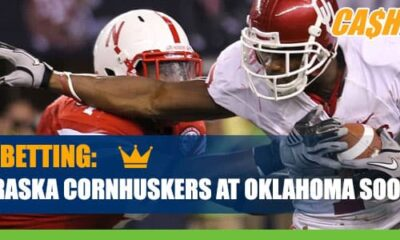 Nebraska Cornhuskers vs. Oklahoma Sooners Betting Information