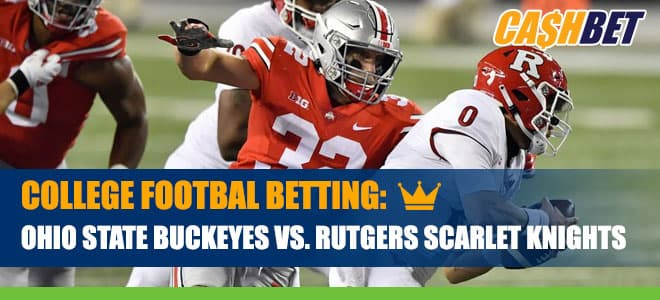 Ohio State vs. Rutgers Best Bets and Predictions