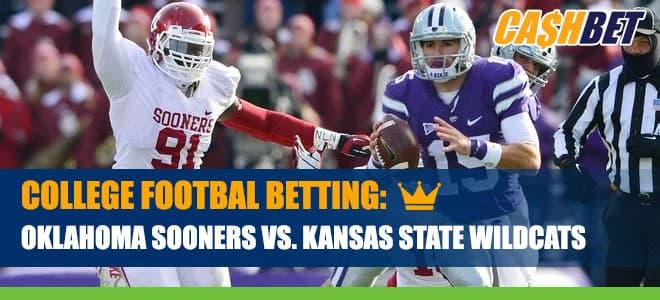 Oklahoma Sooners vs. Kansas State Wildcats Betting Info, Odds and Picks