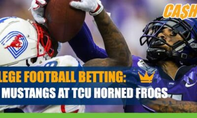 SMU Mustangs vs. TCU Horned Frogs Betting Information