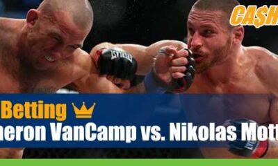 Cameron VanCamp vs. Nikolas Motta