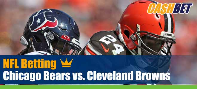 Chicago Bears vs. Cleveland Browns