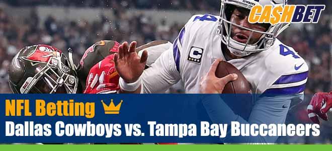 Dallas Cowboys vs. Tampa Bay Buccaneers