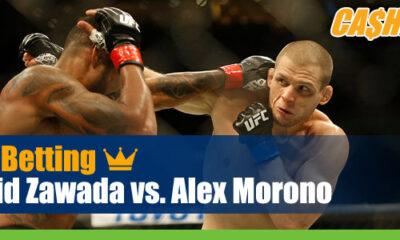 David Zawada vs. Alex Morono