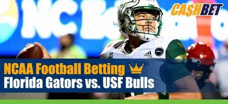 Florida Gators vs. USF Bulls